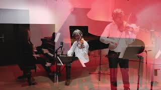 Astor Piazzolla - Café 1930 #livestream #fazioli  #stradivari, Robert Dumitrescu , Claire Pasquier