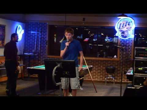 J.R. Heckman - If I Only Had a Brain.....karaoke Solon Freeway Lanes