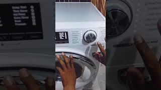 తెలుగులో|How to use IFB Elite plus 7.5KG, 1200 RPM washing machine||ఐ ఎఫ్ బి ఎలైట్ ప్లస్ 7.5 కెజి