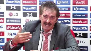 Fut Azteca | Ricardo La Volpe nuevo DT. de Toluca | Azteca Deportes