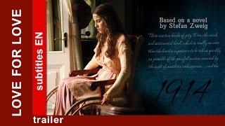 love for Love. Trailer. Russian TV Series. Historical Melodrama. StarMedia. English Subtitles