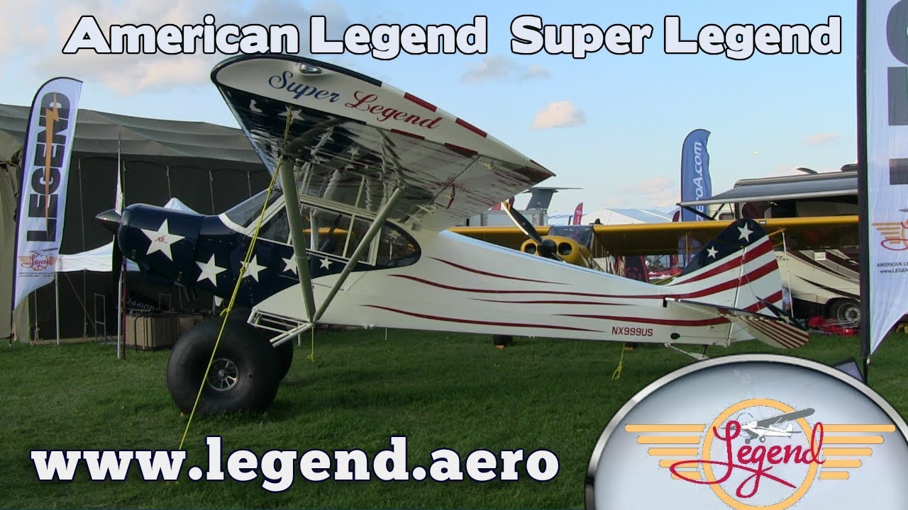 American Legend Aircraft, Legend Super Cub, AmeriCub Owner