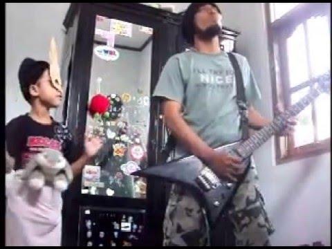 Capek - Rhoma Guitar Cover