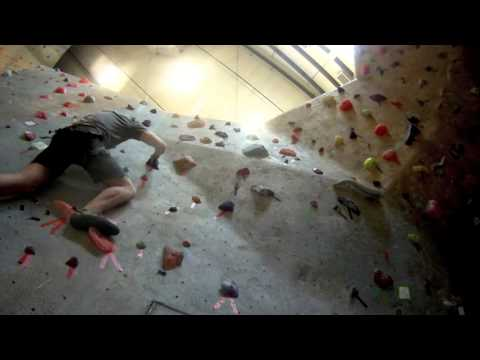 The Edge Indoor Rock Climbing: A Day In The Life