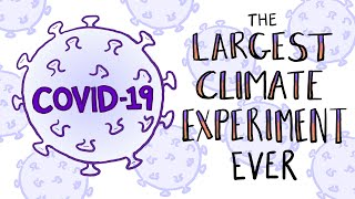 COVID-19: The Largest Climate Experiment Ever
