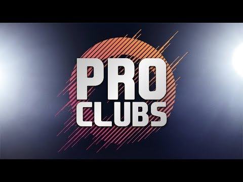 PRO CLUBS WITH THE GANG INTRO! -RACE TO DIVISION 1- FIFA 19 PRO CLUBS SERIES
