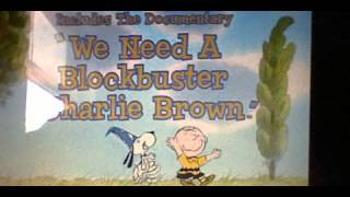 It's the Great Pumpkin, Charlie Brown Remastered Deluxe Edition DVD Trailer