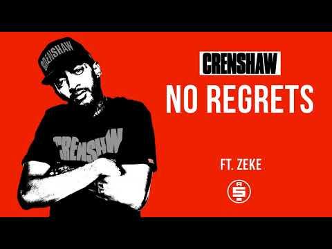 no-regrets-ft.-zeke---nipsey-hussle-(crenshaw-mixtape)