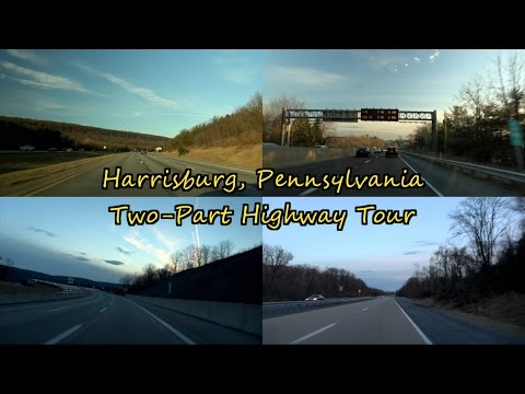Harrisburg, Pennsylvania: Two-Part Highway Tour (w/ Bonus Cuts)