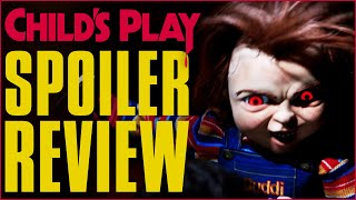 Child's Play 2019: Kill Ranking + Spoiler Review!
