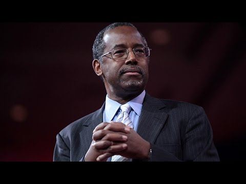 Anti-Government Carson to Lead Dept. of Housing and Urban Development