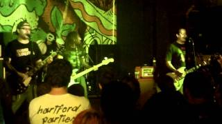 "Rehasher performing ""Surrender"" live at FEST 10 2011 2/3"