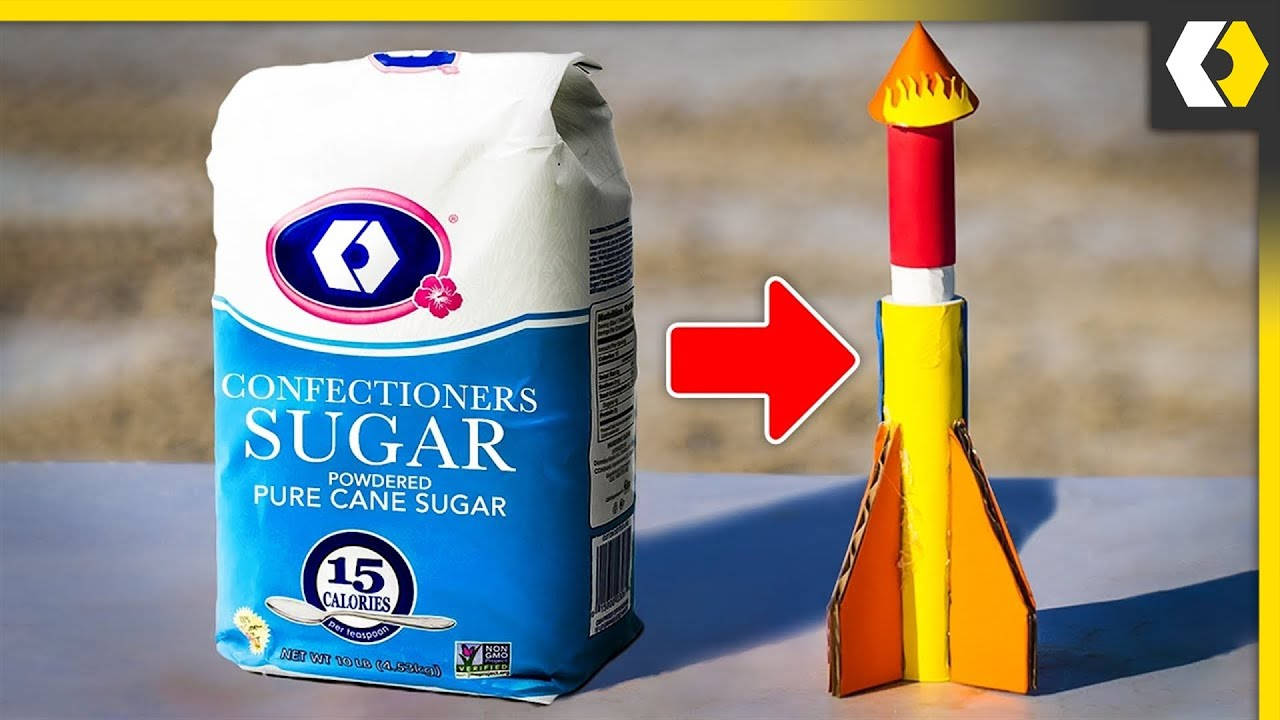 Download Turning Powdered Sugar into This (Easy DIY)