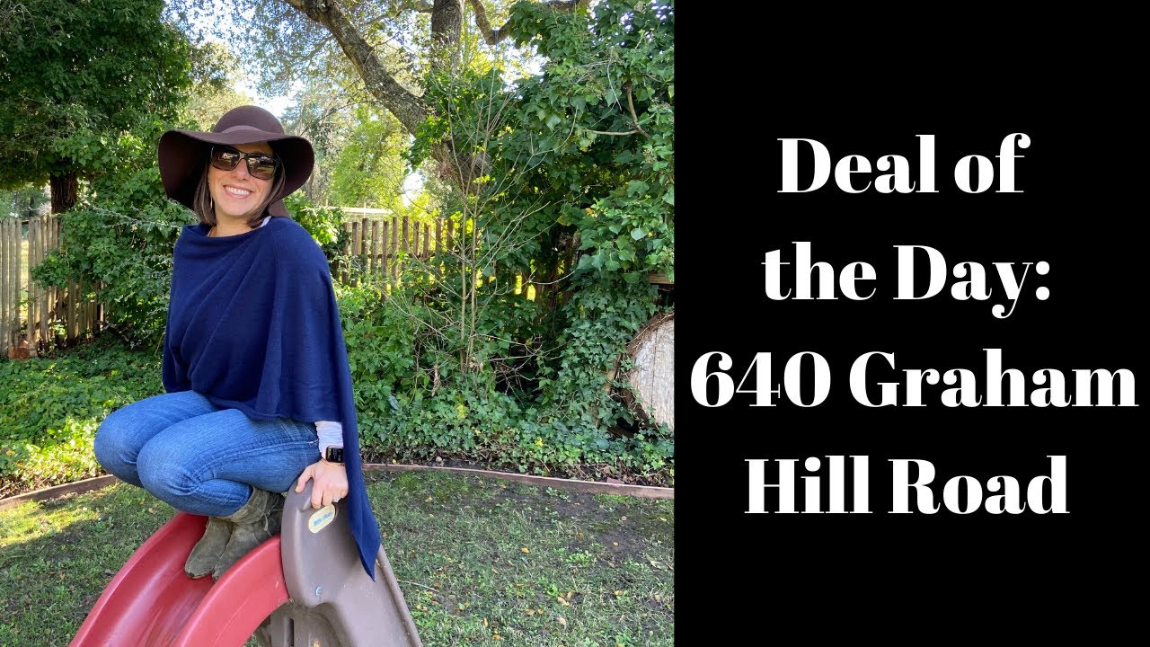 Deal of the Day: 640 Graham Hill Road