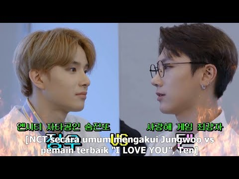 [INDO SUB] NCT Mini Game Surga #1 & #2 (Guess the Song & I Love U Challenge)