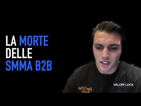 La Morte delle SMMA B2B