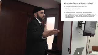 Lebanon Workshop: Concept of God in Islam - Answering doubts & Questions