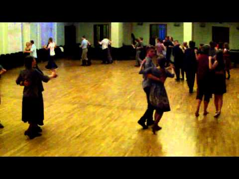Baltic Dance Nights 2015. Dancing - grand finale.