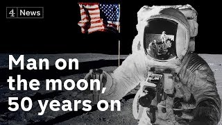 The Moon landing at 50: Man's greatest leap into the unknown thumbnail