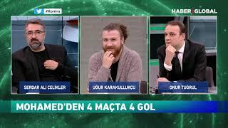 Serdar Ali Çelikler'den, Mustafa Mohamed'e Tavsiye: Sakın Bizimkilere Benzeme!
