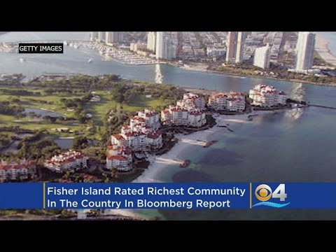 Florida's Fisher Island Ranks As America's Richest ZIP Code