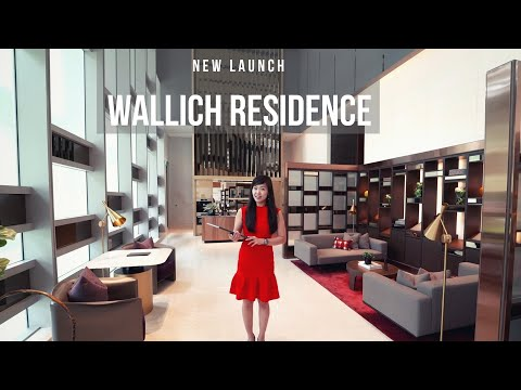 Singapore New Launch Property Video - Wallich Residence