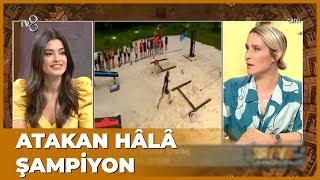 Avatar Atakan'a Büyük Övgüler - Survivor Panorama 102. Bölüm