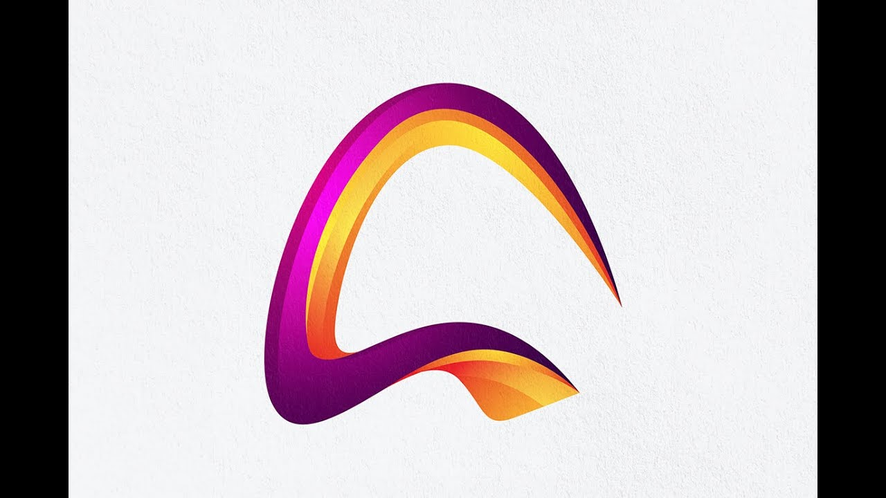 Adobe illustrator tutorials how to create 3d logo design for Make 3d design online
