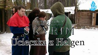 SKYRIM MOVIE PL - Ucieczka z Helgen