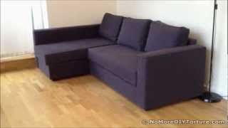 Ikea Manstad Sofa-bed Design