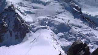 Eurocopter AS 350 Ecureuil am Mont Blanc