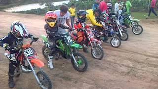 312 diego amaya moto cross mi primer carrera
