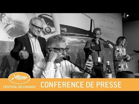 LE LIVRE D IMAGE - Cannes 2018 - Conférence de Presse - VF