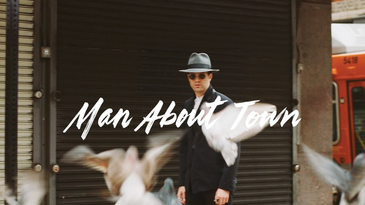 Mayer Hawthorne – Man About Town // Man About Town Album (2016)