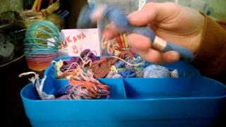Обзор на рукодельные шкатулки #1