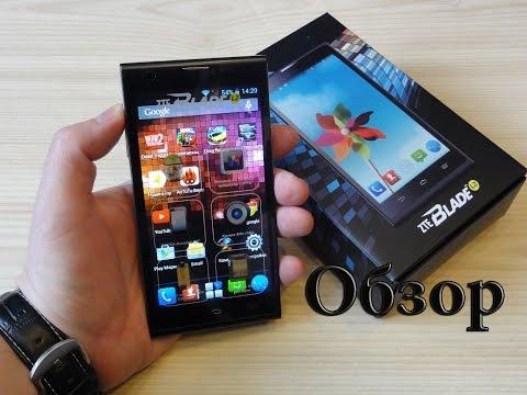 ZTE Blade L2 Обзор смартфона