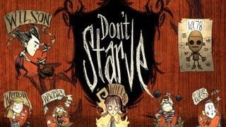 Don't Starve # 4 pola uprawne - ogródki / bagna - swamps