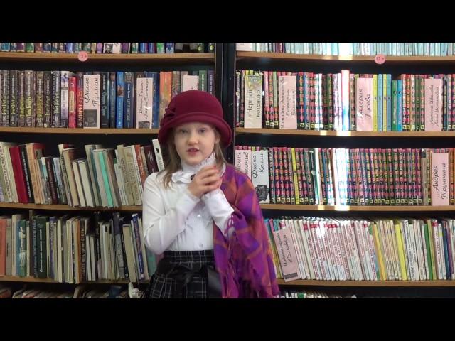 Изображение предпросмотра прочтения – МаргаритаХомутова читает произведение «Книги в красном переплете» М.И.Цветаевой