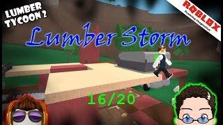 Roblox - Lumber Tycoon 2 - Lumber Storm 16/20