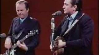 Johnny Cash - I Walk the Line at San Quentin