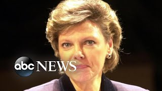 Legendary journalist Cokie Roberts' life covering politics I Nightline