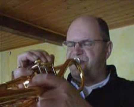 balanced embouchure roll in 4   YouTube