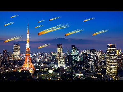 Tallest wooden building planned for construction in Tokyo; Man-made meteor shower - Compilation