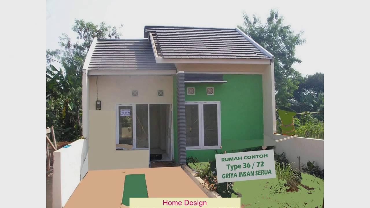 Desain Ruangan Rumah Minimalis Type 36  YouTube