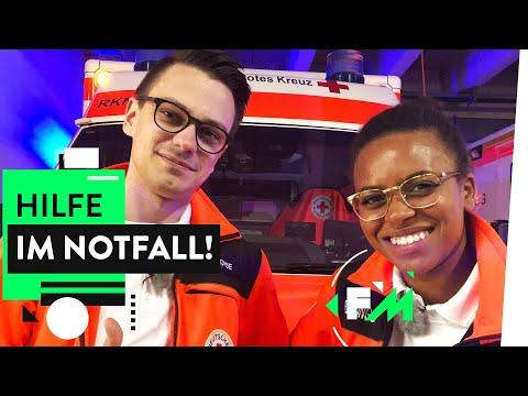 Leben retten: Notfall-Sanitäter im Einsatz