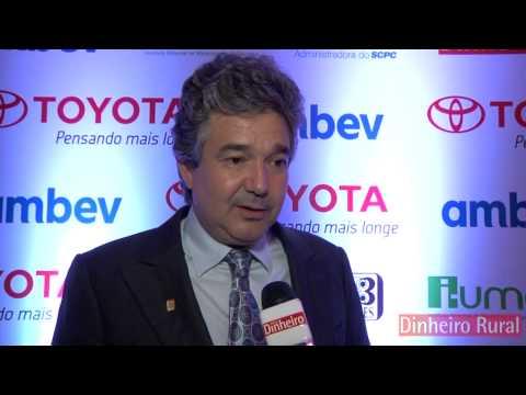 Entrevista: Vinícius Barbosa, vice-presidente de logística e suprimentos da Ambev