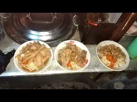RASANYA GOKIL !!! MIE AYAM RASA BUMBU PADANG | DEPOK STREET FOOD #BikinNgiler