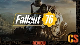FALLOUT 76 - PS4 REVIEW