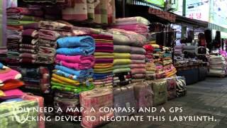 South Korea, Busan Shopping and Harbor Districts, South Korea (HD 1080p)