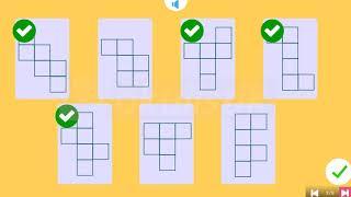 Okulistik - 4. Sınıf - Matematik - Küpün Özellikleri ve Açınımları